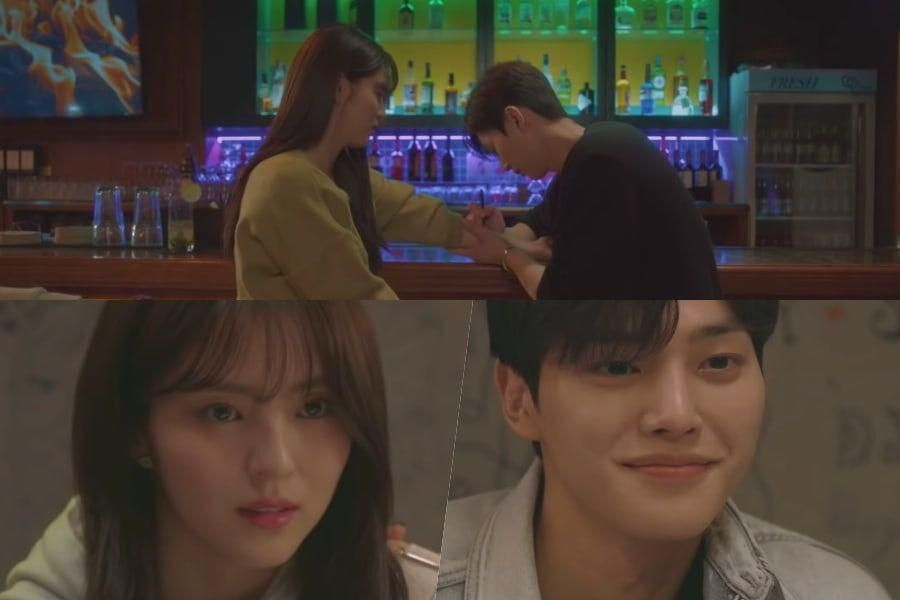 """Watch: Han So Hee Gets Caught In Song Kang's Web Of Sweet Words And Actions In """"Nevertheless"""""""
