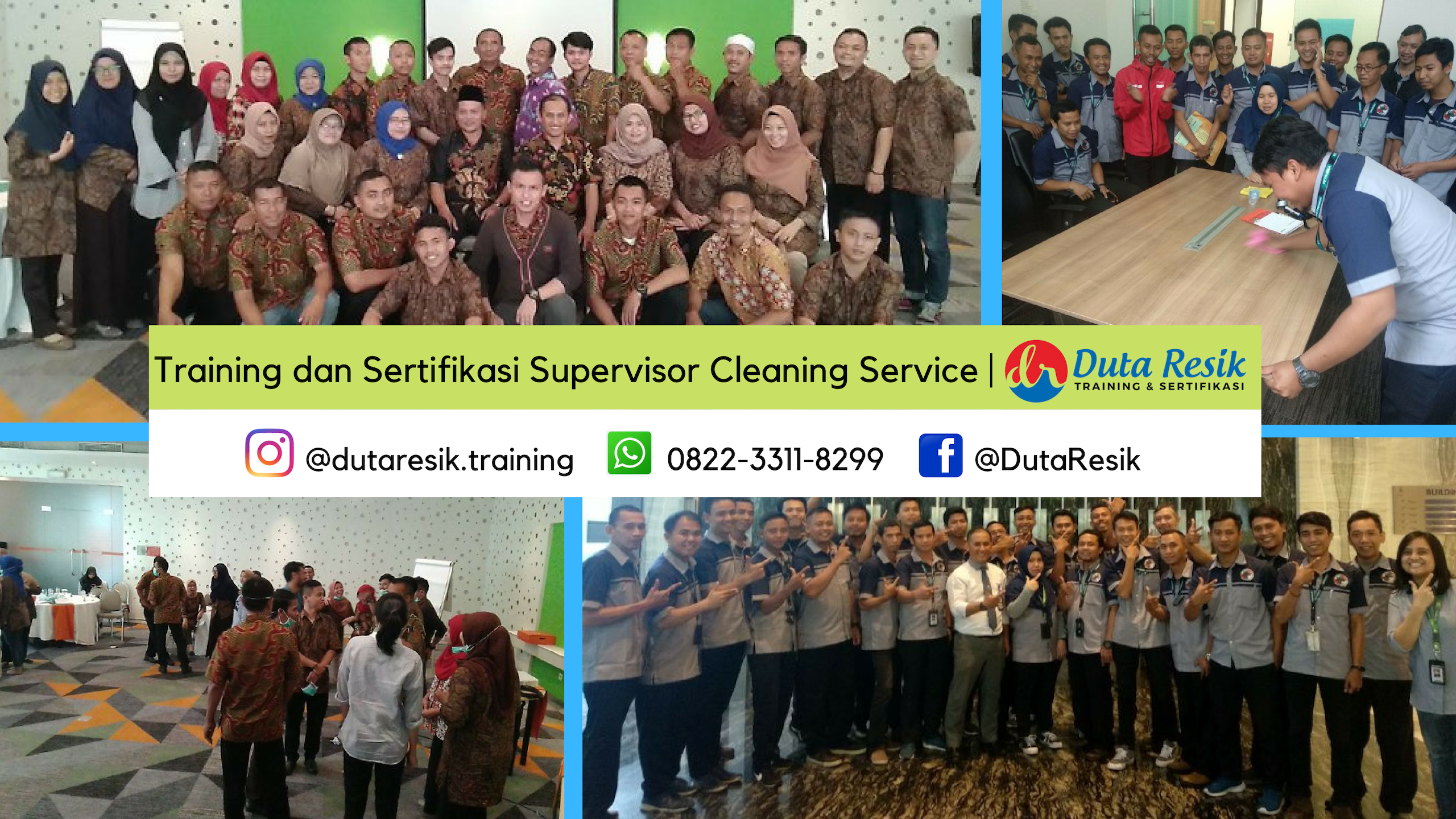 SKEMA SERTIFIKASI CLEANING SERVICE 1. Cleaner Junior 2