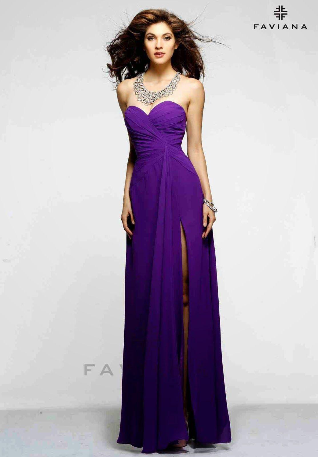 Elegantes vestidos de fiesta para ocasiones importantes | Vestidos ...