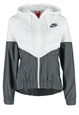 Nike Sportswear Korte jassen whiteblackblack Zalando