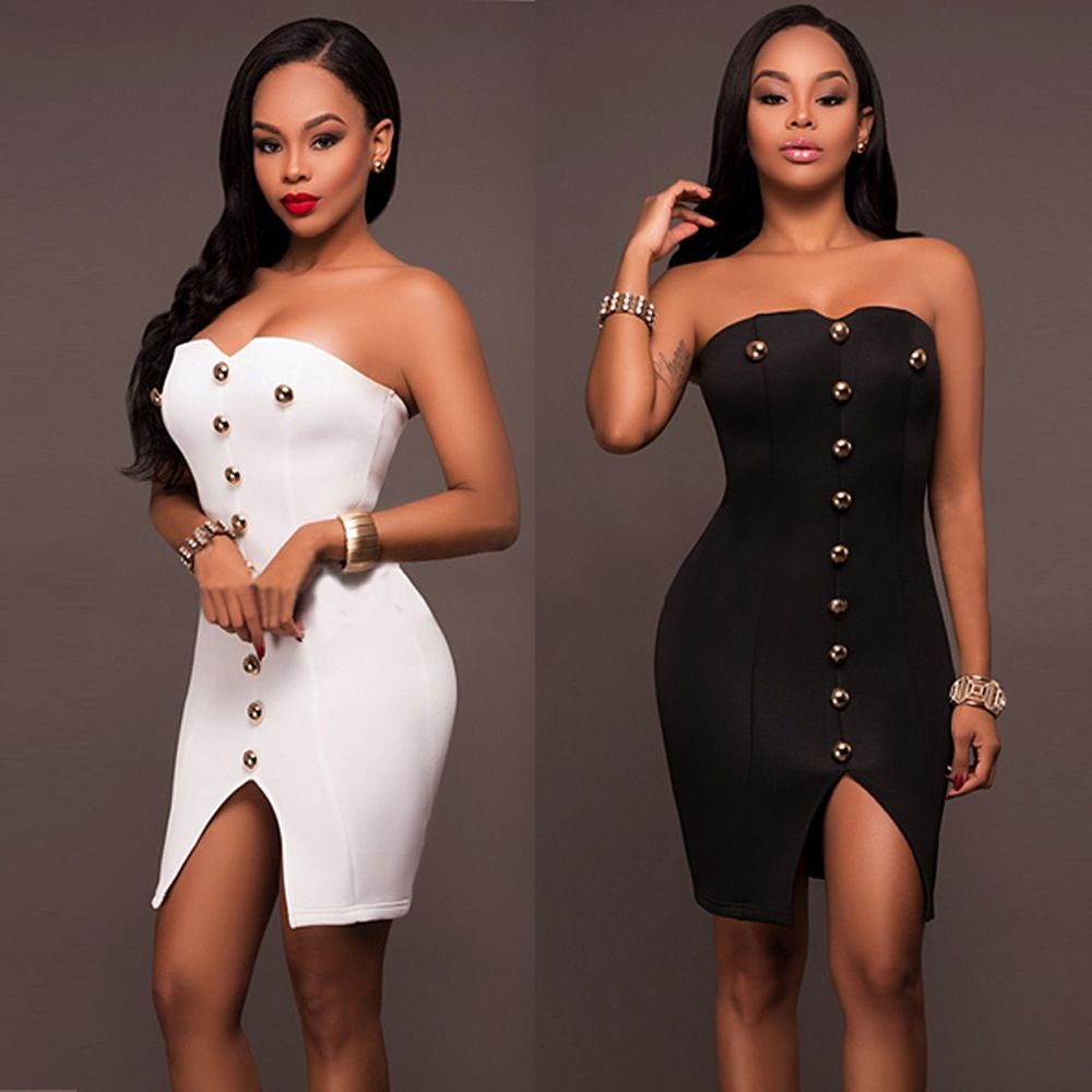 Mini dresses for black women