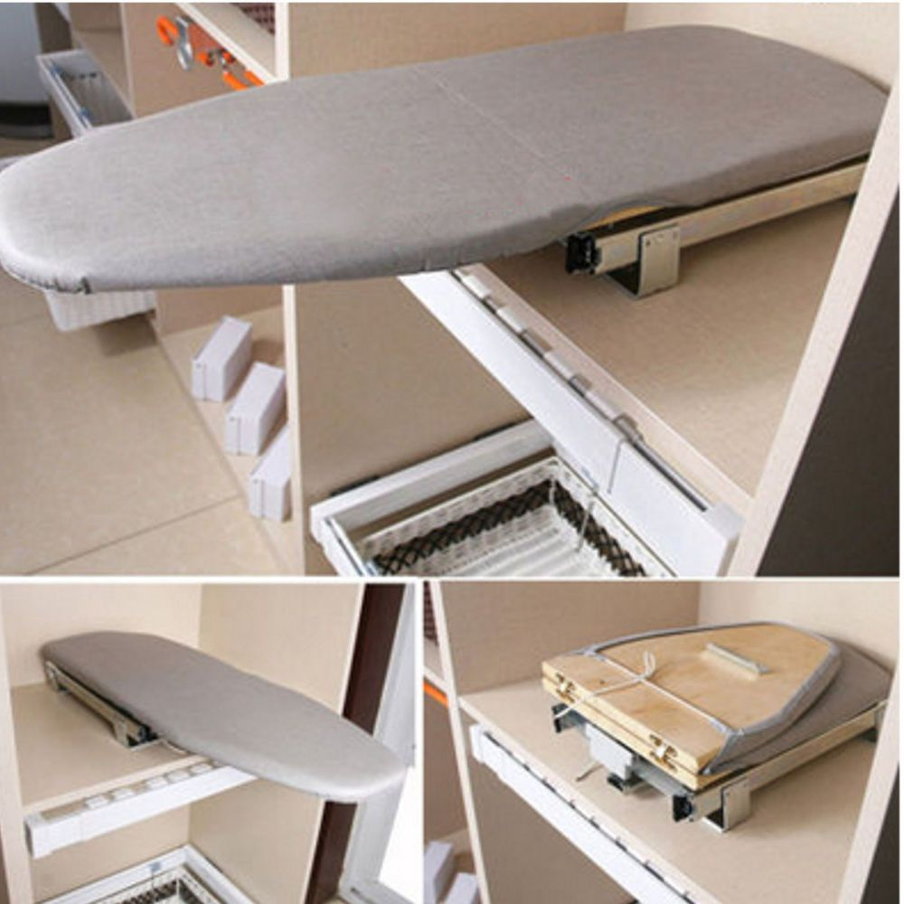 Folding Ironing Board Plate Car Cabinet Drawer Wall Mounted Space Saver Laundry Unbrandedgene Folding Ironing Boards Wall Mounted Ironing Board Ironing Board