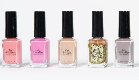 Vegan nail polish, Natural nail polish, vegan beauty, toxin free ...