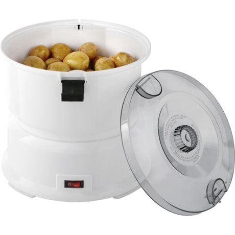 Cook & Baker Kartoffelskræller Hvid - billede 2