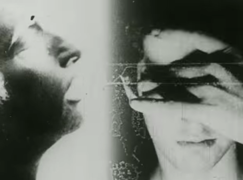 """Paolo Gioli, """"Secondo il mio occhio di vetro"""", 1972"""