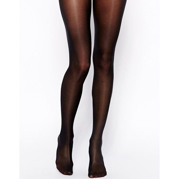 1e4d6462dc7 Wolford Neon 40 Denier Tights ( 44) ❤ liked on Polyvore featuring  intimates