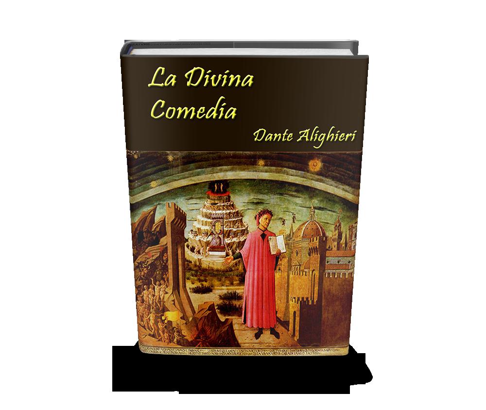 Divina Comedia de Dante Alighieri Libro Gratis para descargar
