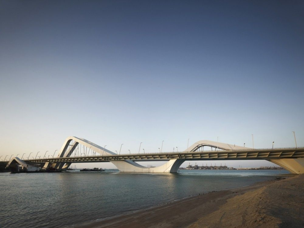 Modern Architecture Zaha Hadid sheikh zayed bridge / zaha hadid architects | zaha hadid