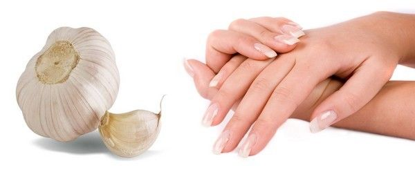 Garlic paste Nails Grow Faster And Stronger | NAIL CARE | Pinterest ...