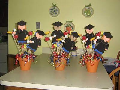 Interesantes ideas para graduaciones graduaci n for Decoracion de licenciatura