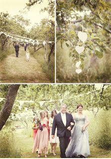 Your Wedding Support: GET THE LOOK: Bohemian Themed Wedding