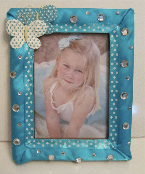 Handmade picture frame 5 x 7 with free signature by letsbkreative check this handmade frame out sciox Image collections