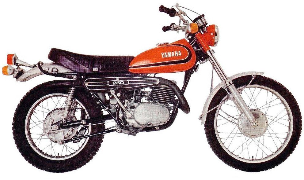 Need Info Re Mid 70 S Yamaha 250 Dirt Bikes Sprockets Forum Yamaha Yamaha 250 Dirt Bike Yamaha Bikes
