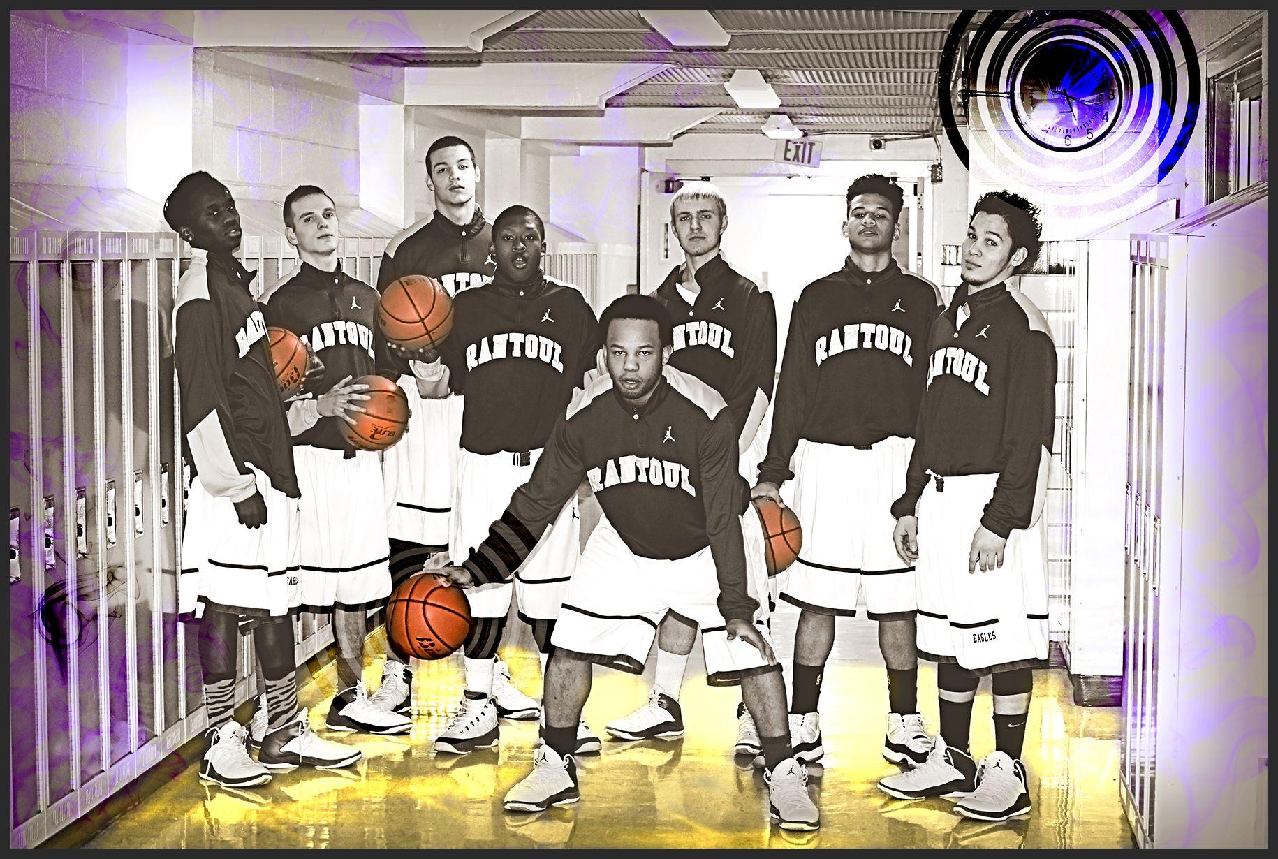 High School Basketball Seniors