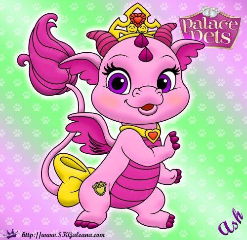 Free Princess Palace Pets Coloring Page Of Ash Princess Palace Pets Palace Pets Disney Princess Palace Pets
