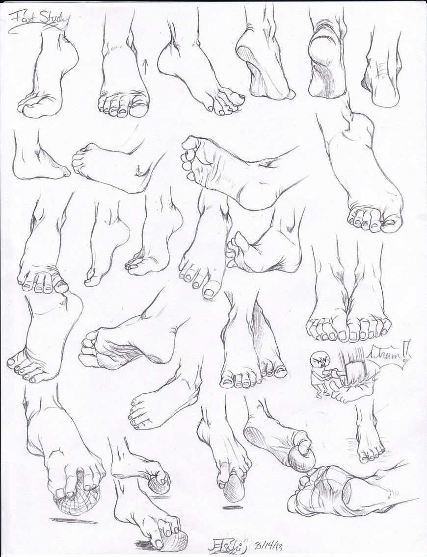Image result for feet reference drawing | drawing group | Pinterest ...