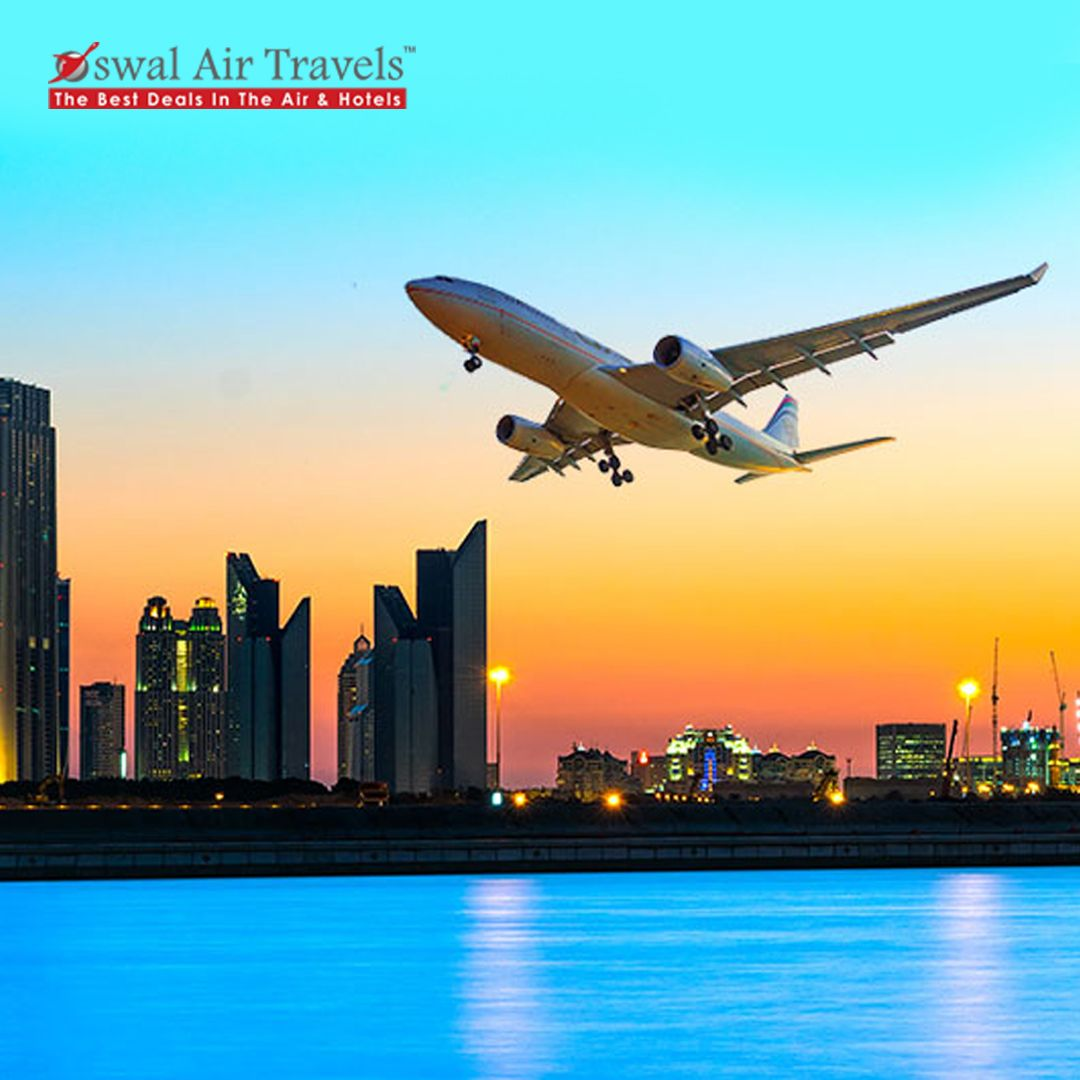 OswalAirTravels is one of the popular AirTicketBooking