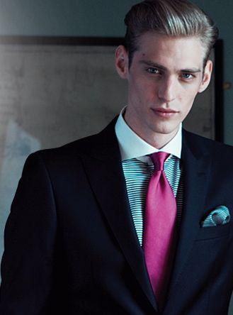 Thomas Pink suiting