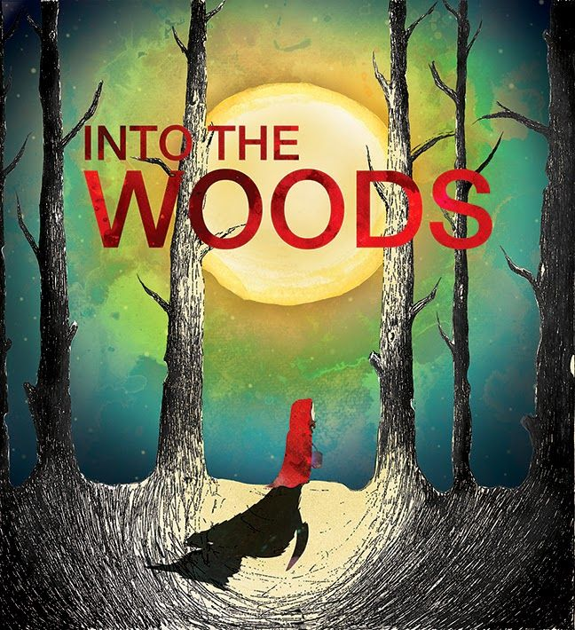 Into The Woods Poster Google Search Musical Theatre Posters Broadway Posters Into The Woods Musical