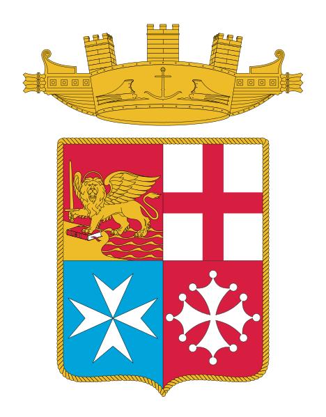 Lo Stemma Della Marina Militare Italiana è Composto Da Uno Scudo