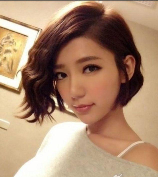 Puff Guo Hair Google Search Women Pixie Haircut Mom
