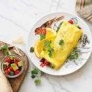 Try the Bacon, Avocado and Cherry Tomato Omelettes  Recipe on Williams-Sonoma.com