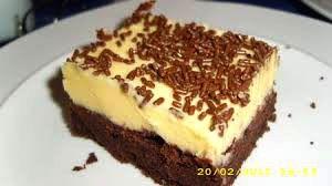 Schoko-Eierlikör-Kuchen vom Blech - Kuchenrezepte mit Eierlikör
