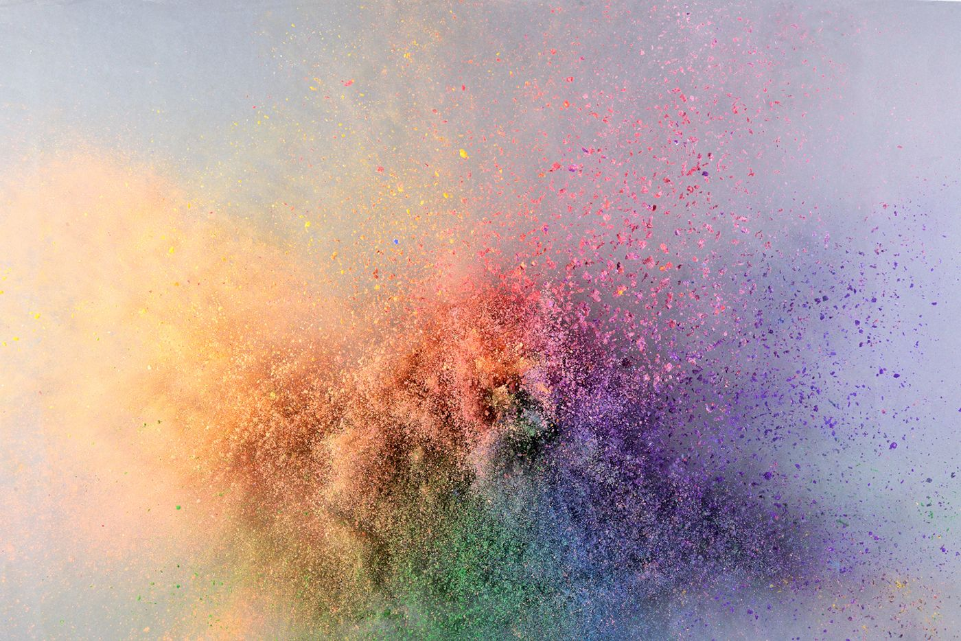 Colour on Behance