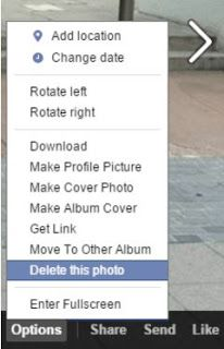 How to permanently delete facebook photos delete photos of you how to permanently delete facebook photos delete photos of you from facebook ccuart Image collections