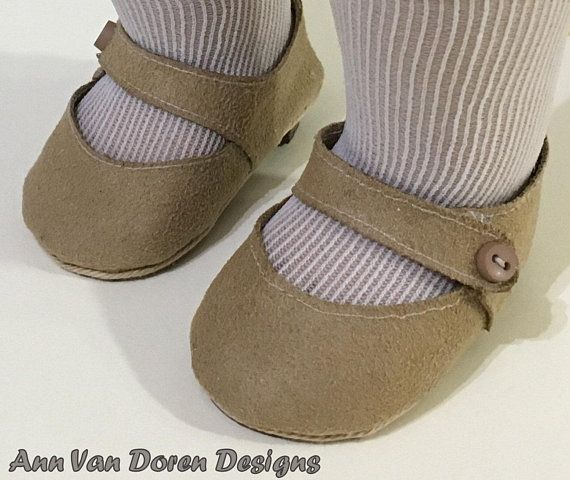 ce53c50ae52e5 Mary Jane Shoe pattern made to fit 18