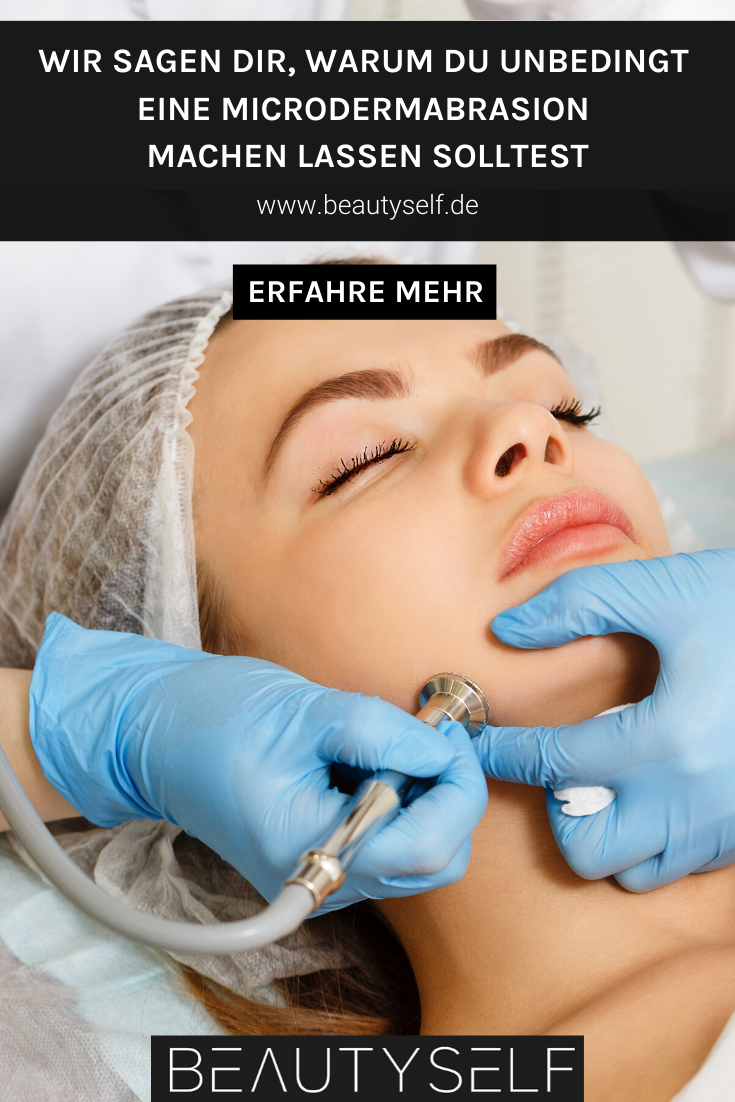 Microdermabrasion Nachteile