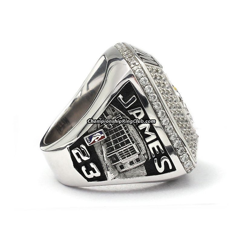 2016 Cleveland Cavaliers Nba World Championship Ring Designed And