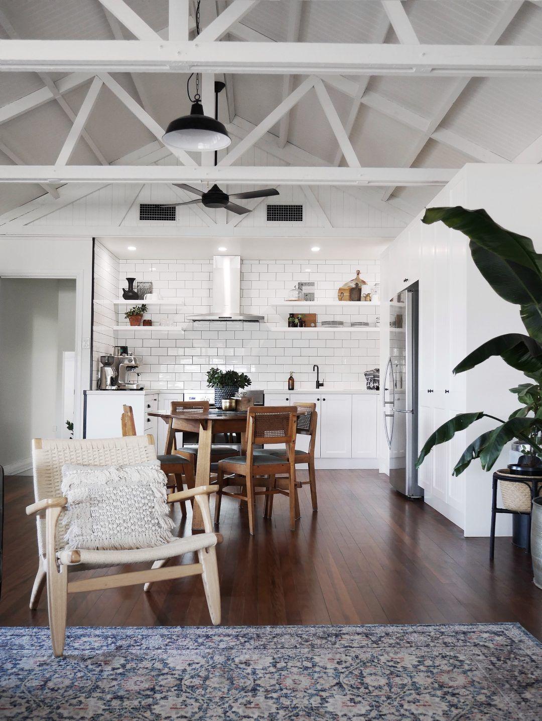 Chic boho coastal home tour | Home decor styles, Coastal ...