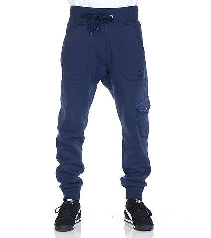 PUMA Cargo sweatpants Elastic waistband closure Adjustable drawstring Side  and cargo pockets throughout Soft inner fleece. Men's ...