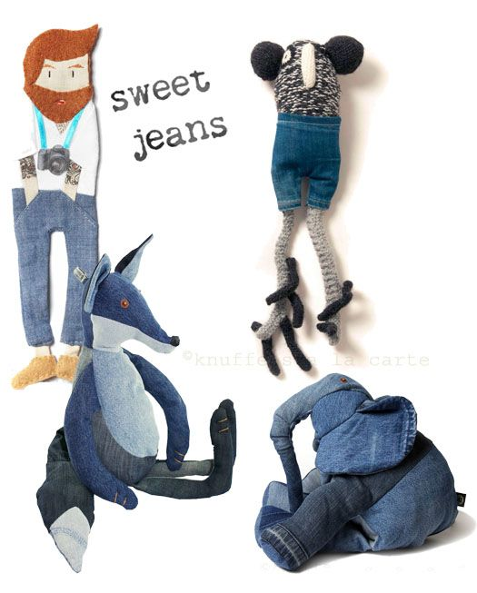 Denim / jeans / Maison Indigo / Snooshy / Cassia Wu http://knuffelsalacarteblog.blogspot.nl/
