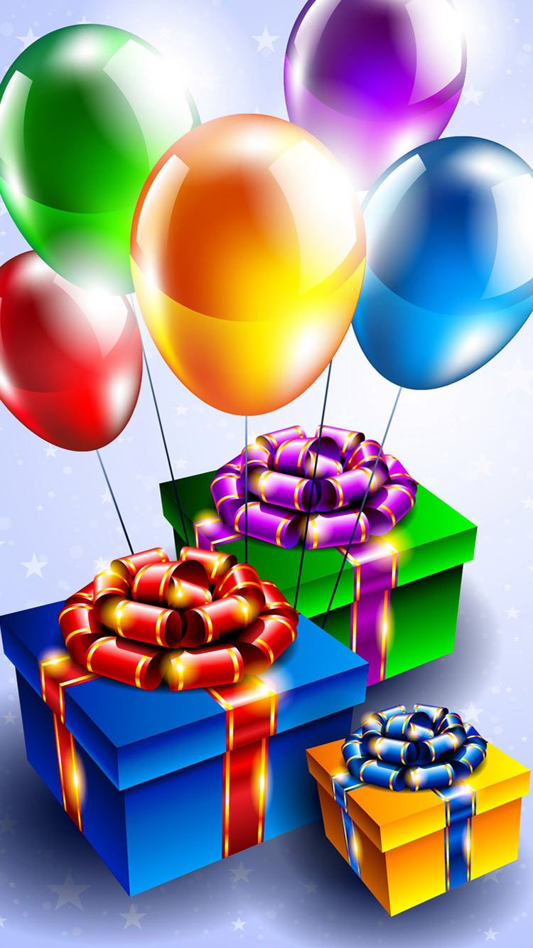 birthday-balloons-gifts-iphone-wallpaper