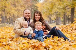 Fall Family Photo Shoot Ideas