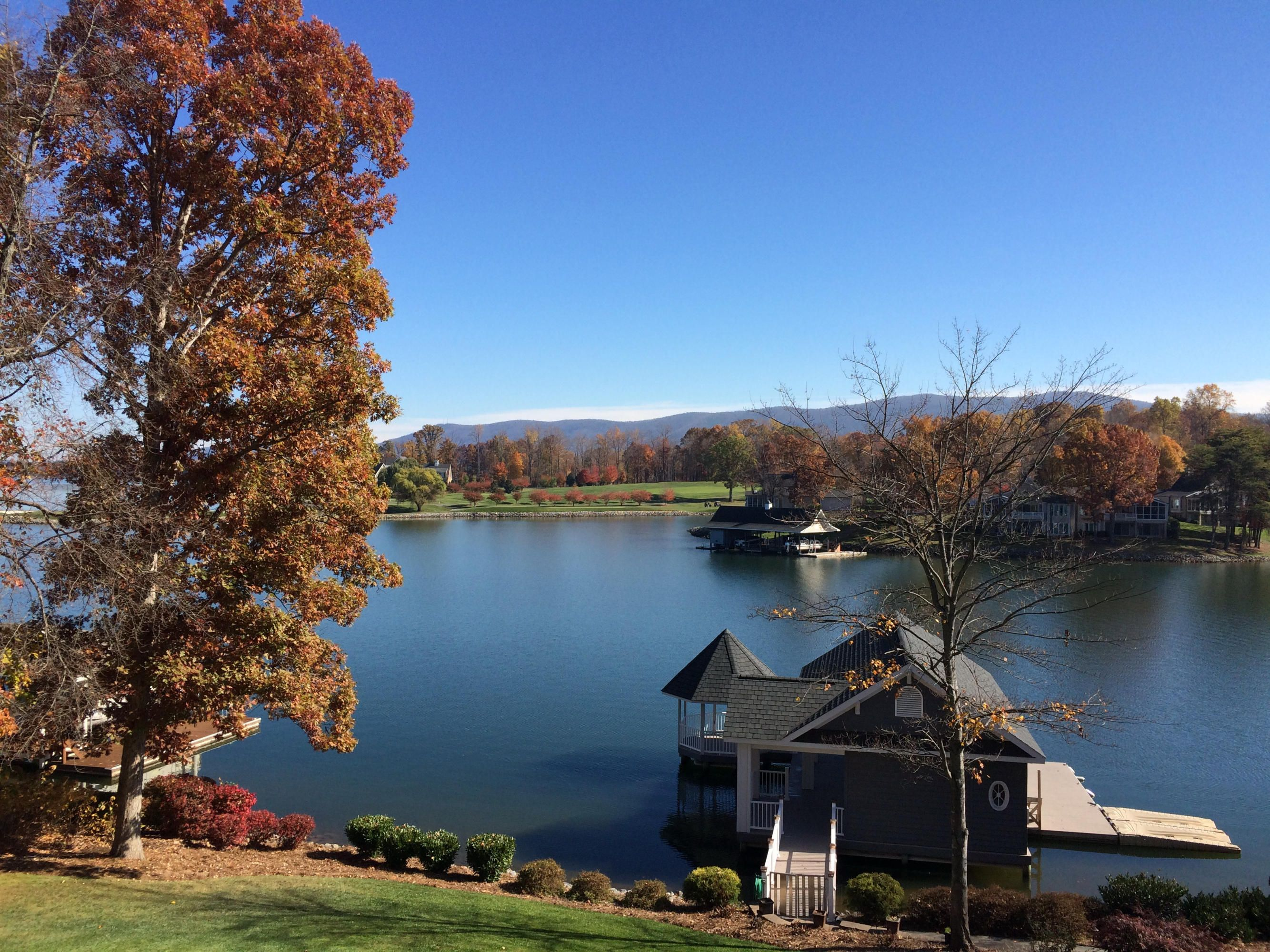 Dramatic lakefront estate at 150 island view drive penhook