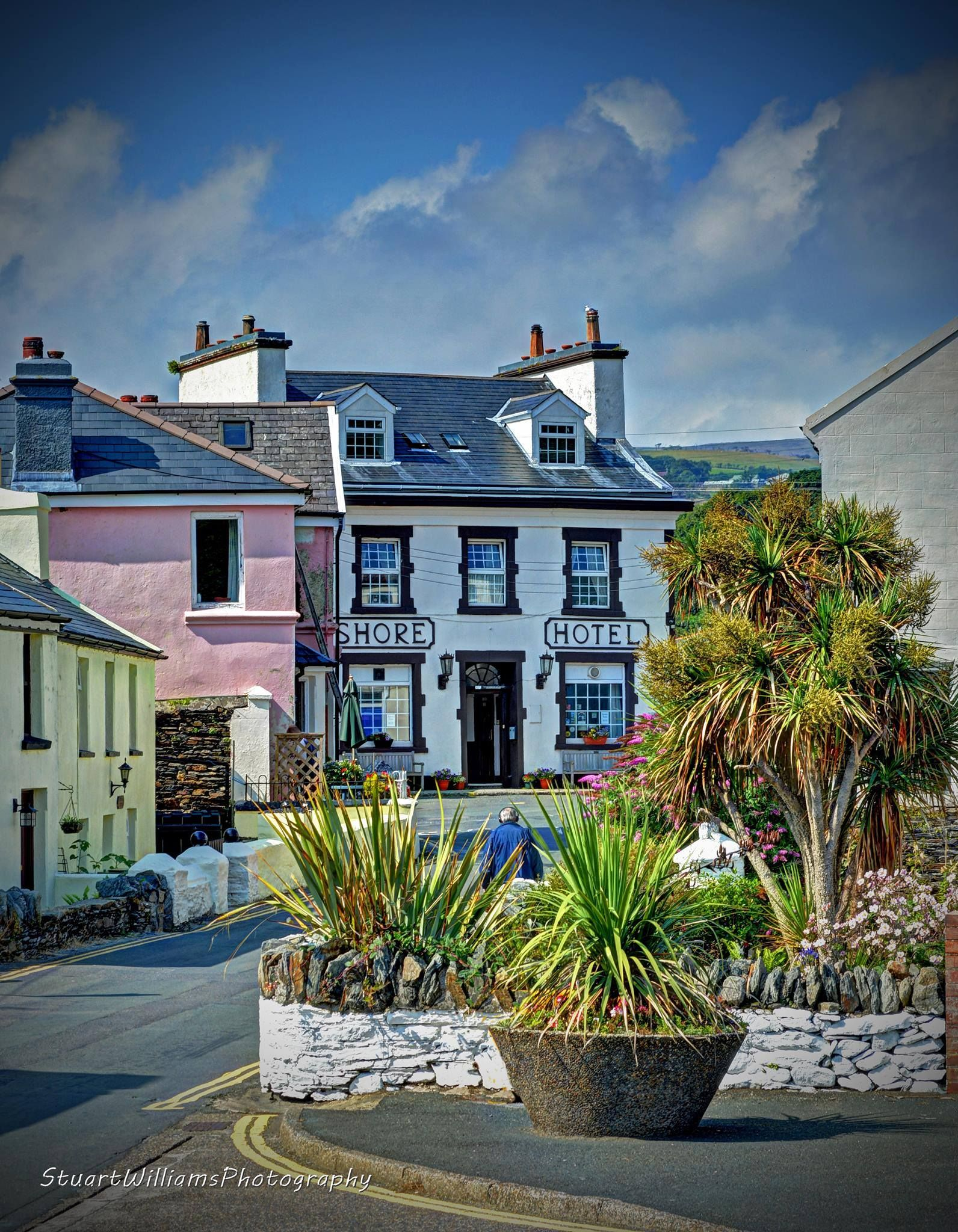 Shore Hotel, Laxey