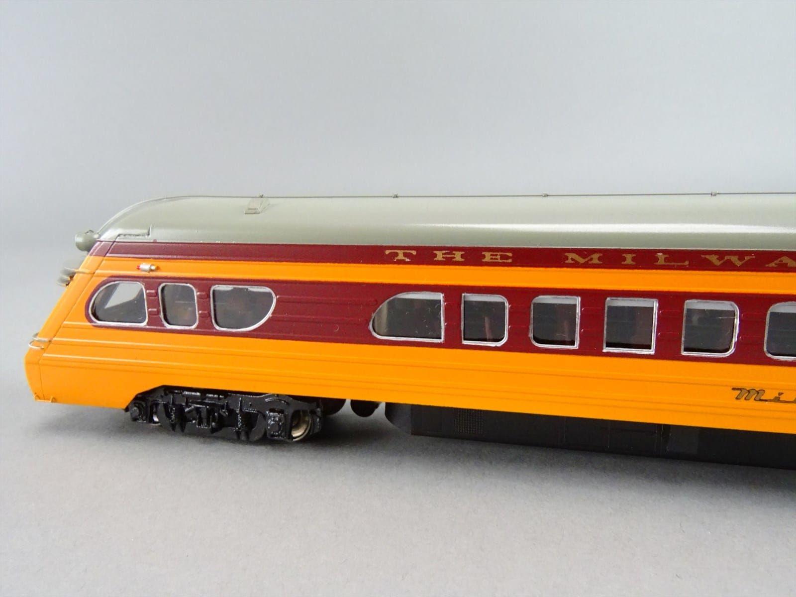 HO Brass Train PALACE MILW 719 The Palace Car Company