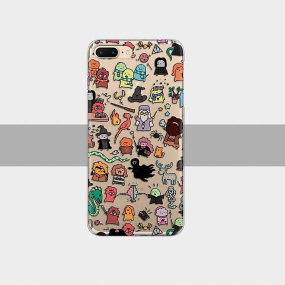 harry potter iphone 7 case silicone