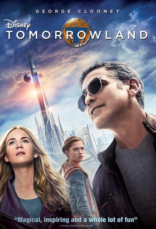 Tomorrowland 2015 Sci Fi Action Mystery Fantasy Adventure