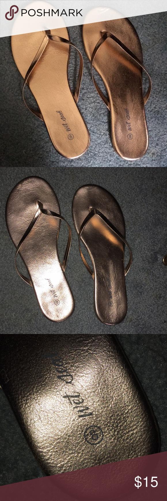 Wetseal Flip Flops  Wet Seal Shoes, Wet Seal, Flip Flops-8526