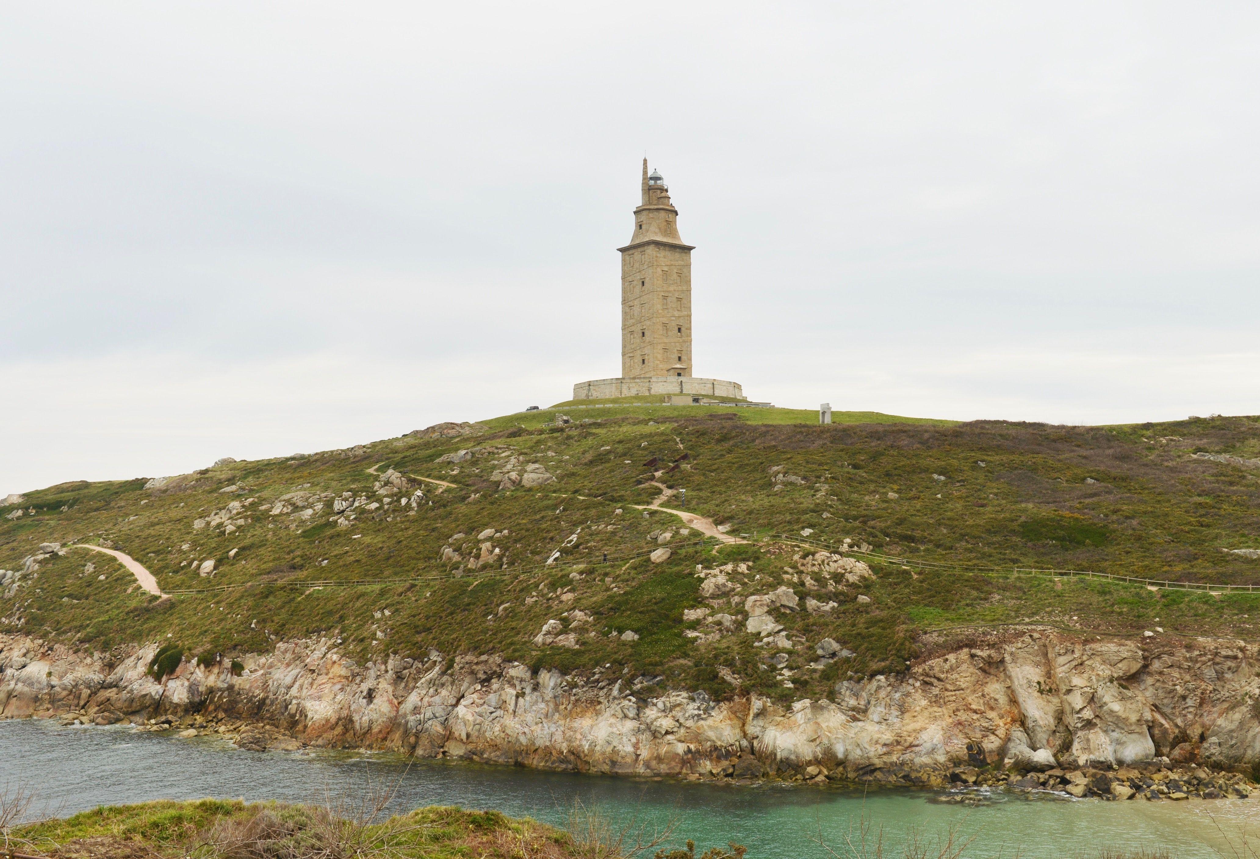 Torre de Hercules España