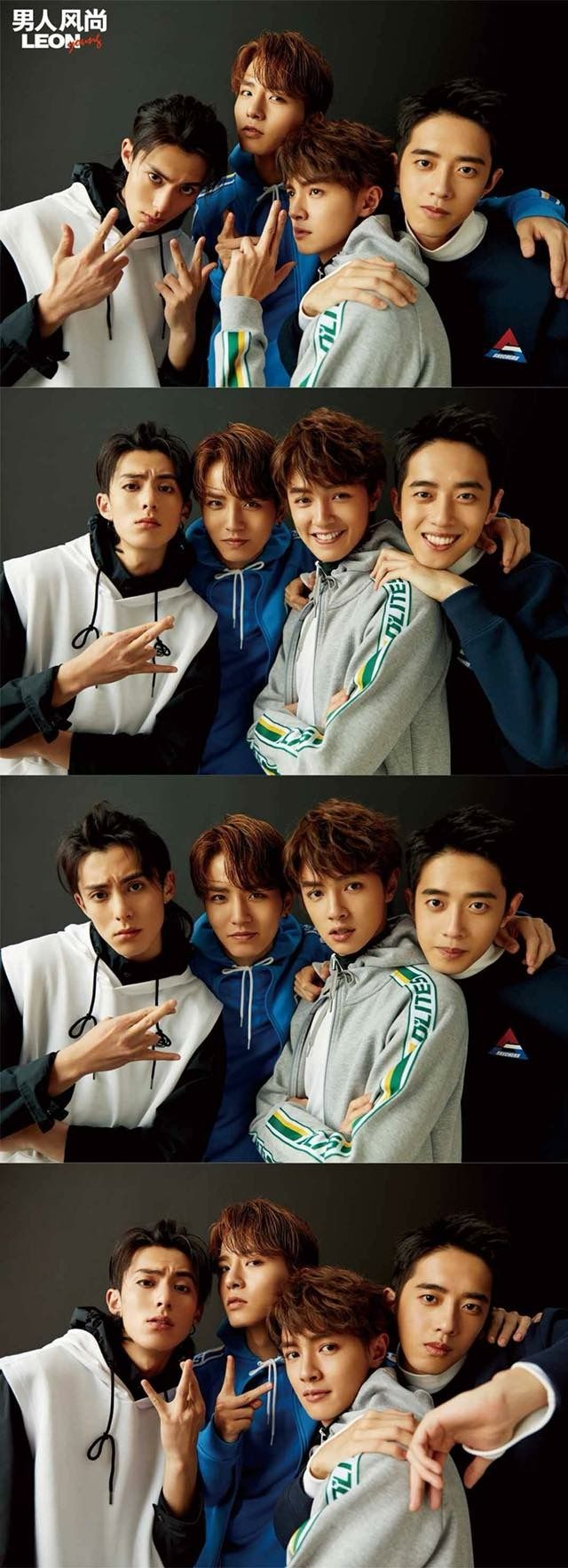 Pin by sharlyn. on F4 (2018) Meteor garden, F4 meteor