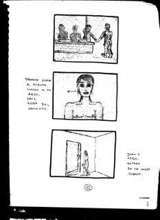 Carlos Reygadas Script And Storyboard For Post Tenebrus Lux