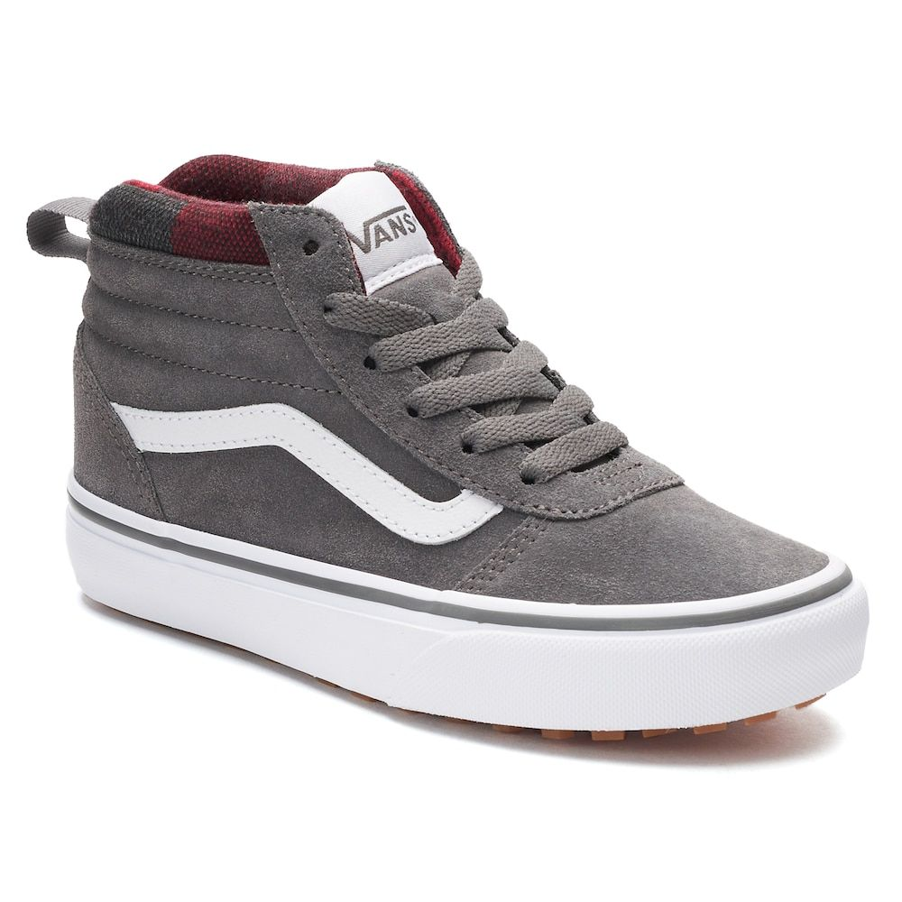 fb296db948 Vans Ward Hi MTE Kid s Skate Shoes