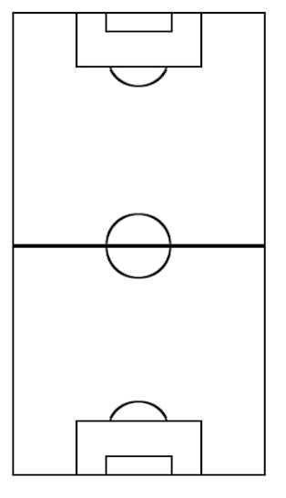 Soccer field diagram blank all about the kids pinterest fields blank soccer field sheet ccuart Image collections