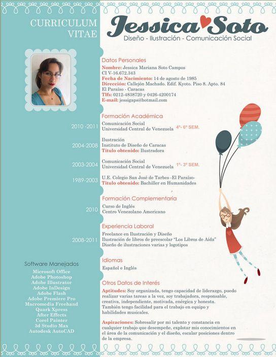 Infographic Resume Inspiration 30 Super Cool  Creative Resume