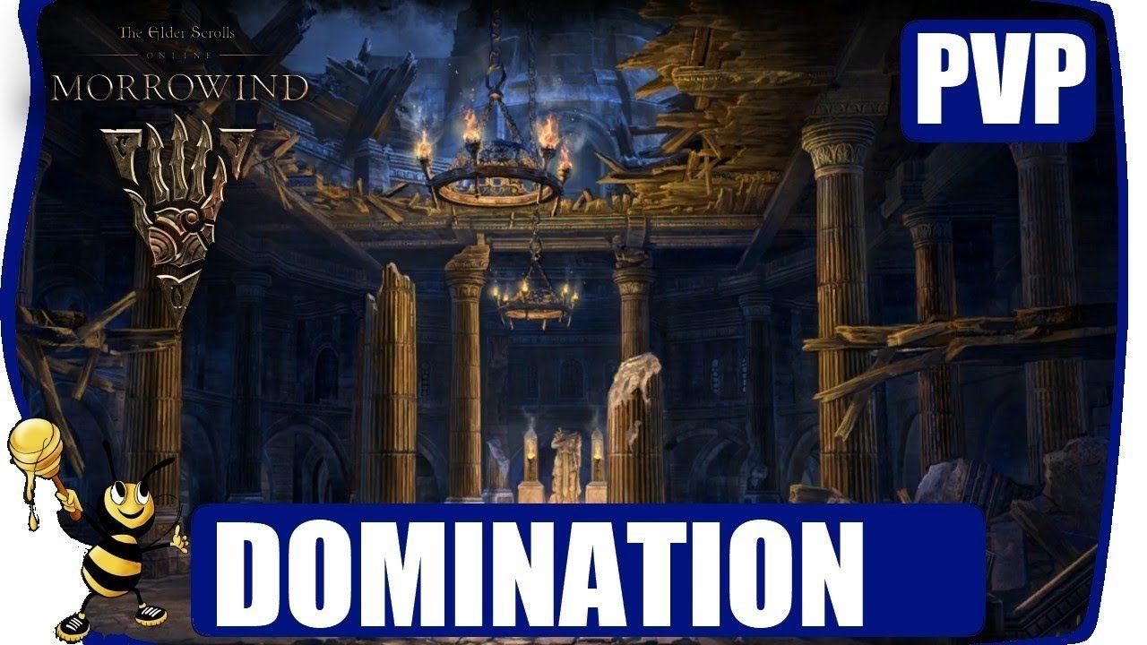 Eso Morrowind Gameplay Walkthrough Pvp Battleground Mmo Games Pvp Mmo Gameplay